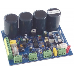 MPPT regulátor/invertor SolarEco OPL 9AC 3kW (deska 9.12) pro fotovoltaický ohřev vody