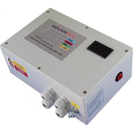 SolarEco OPL 9AC MPPT regulátor pro fotovoltaický ohřev vody