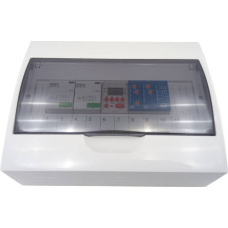 SolarEco HDO modul pro bezpečné přepínání mezi distribucí a regulátorem OPL