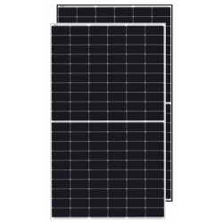 Solární panel AEG 370Wp MONO černý rám