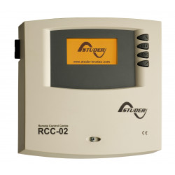 Ovládací panel RCC-02